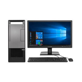 レノボム(Lenovo)天T 4900 v商用ディップセット(I 5-8400 G 1 T DVDRW 2 GグラフティネットカードWIN 10)21.5インチ